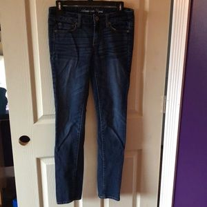 American Eagle Skinny Jeans.  Size 2.